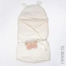 Молочный конверт для новорожденного