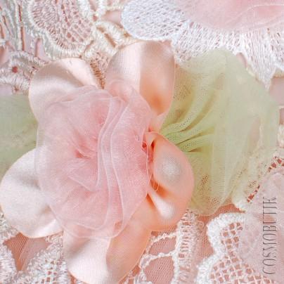 Купить красивое платье для девочки 7