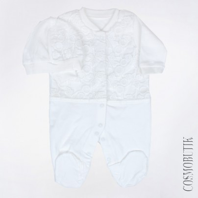 Нарядный костюм   для новорожденного от Taffy