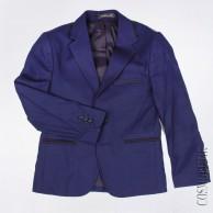 Школьный костюм из пиджака и классических брюк