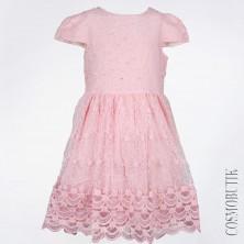 Платье Lome-86800 розовое