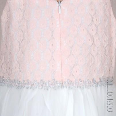 Нарядное платье для девочки на выпускной