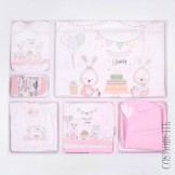 Яркий набор для новорожденного на выписку от компании Bebitof