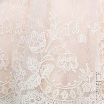 Платье для девочки с рукавом
