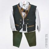 Нарядный костюм для мальчика от компании Musti