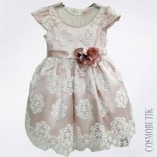 Платье для девочки Polin city