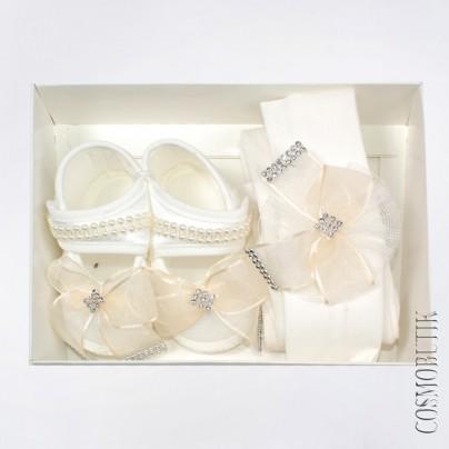набор для новорожденного подарочный