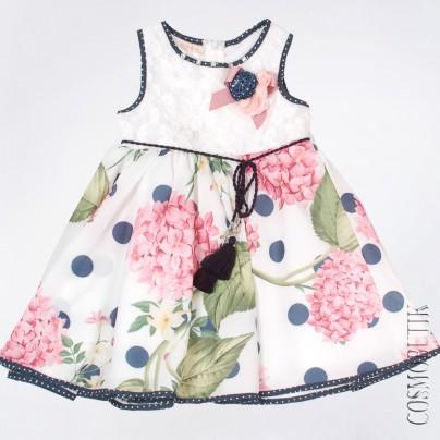 Воздушное платье-сарафан