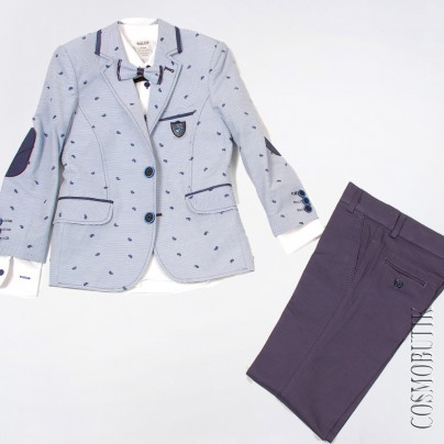Модный костюм для мальчика