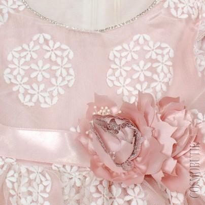 Атласное платье на выпускной Polin city