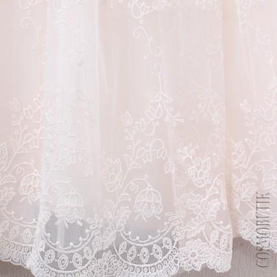 Нарядное длинное платье Miss Trendy