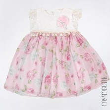 Шифоновое платье Majstore-4053