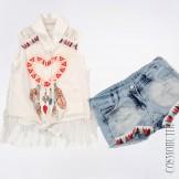 Комплект одежды с шортами