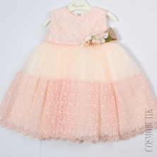 Нарядное платье для девочки Miss Trendy