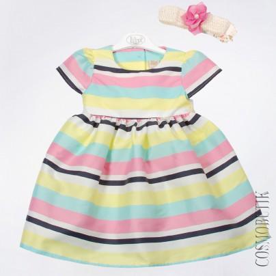 Платье-радуга Lilax 0444