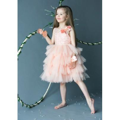 Детские бальные платья цена и в