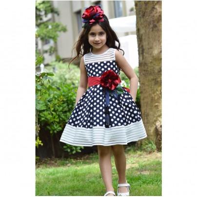 Платье для девочки-стиляги