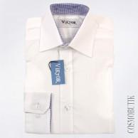 Рубашка для мальчика-подростка с длинным рукавом на выпускной