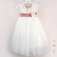 Красивое платье для девочки