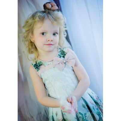 Платье для девочки прованс