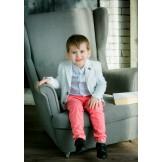 Нарядный костюм необычной расцветки для мальчика от компании Lemon