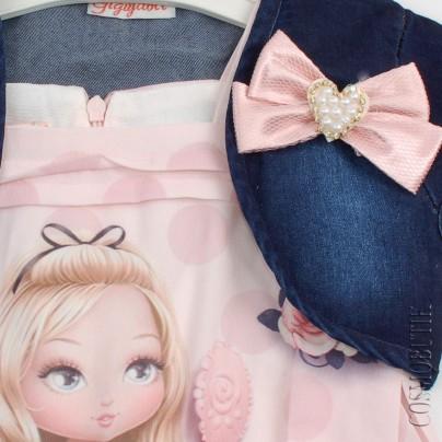 Нарядный костюм для девочки