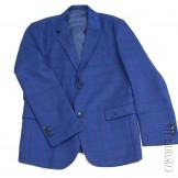 Пиджак синий Zenmoni классического кроя