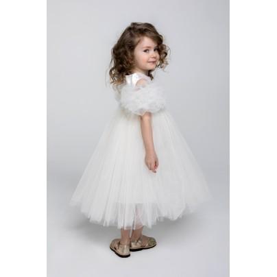 Платье для девочки из фатина
