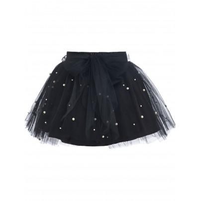 Черный костюм для вечеринки