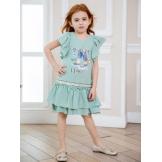 Легкое платье для девочки
