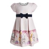 """Платье """"маленькая принцесса"""" розовое"""