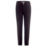 Стильные брюки для мальчика в школу, темно-коричневые