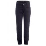 школьные брюки идеального кроя темно-серые