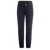 школьные брюки идеального кроя темно-синие