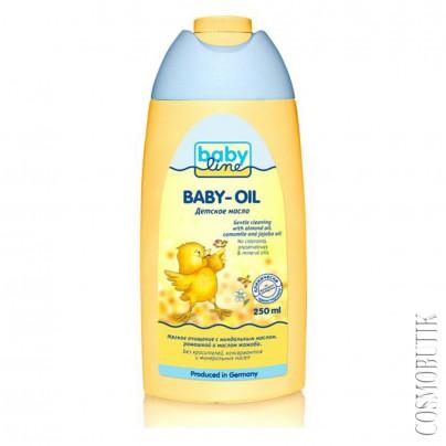 Детское масло Babyline