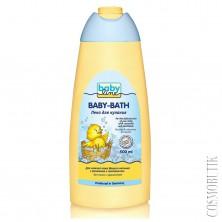 Пена для купания Babyline