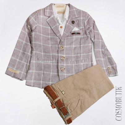 Костюм для мальчика, рубашка, брюки,