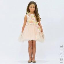 Платье цветочное Lindissima