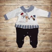 Оригинальный костюм-боди для малыша