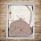Набор для новорожденного на выписку 5 предметов Gaye-359