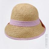 Соломенная шляпка от компании Baysapkasi