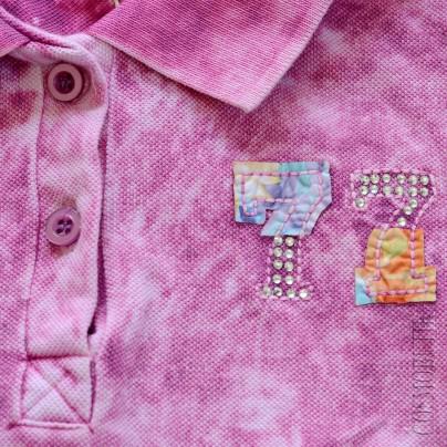 Комплект  для девочки с шортами