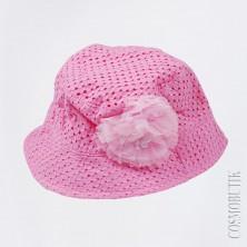 Шляпка хлопковая