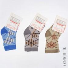 Носочки из органического хлопка
