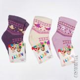 Детские носочки из органического хлопка от компании Mini Damla