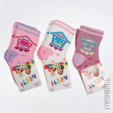 Носочки из органического хлопка от Mini Damla