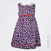 Платье Monna Rosa с ремешком