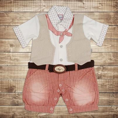 Оригинальный костюм для новорожденного