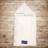 Хлопковый конверт для новорожденного