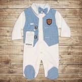 Оригинальный костюм-боди для новорожденного